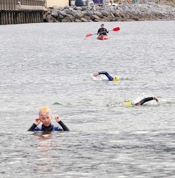 Junior Open Water Swim Series