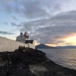 Sunset Lighthouse Fenit Lighthouse