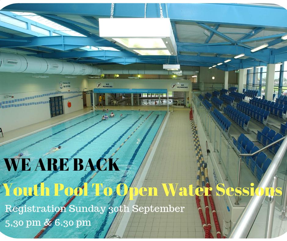 KIdspool to open water swim sessions